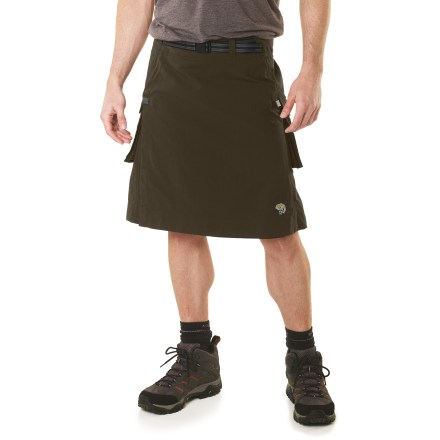 hiking kilt