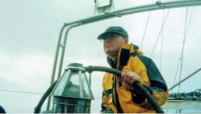 Jim Sailing Hong Kong