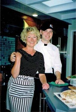 James and Mom