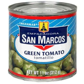 san marcos green tomatillo